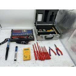 Elektriker Werkzeug Set im...
